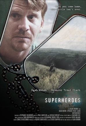 Superheroes - Movie Poster (thumbnail)