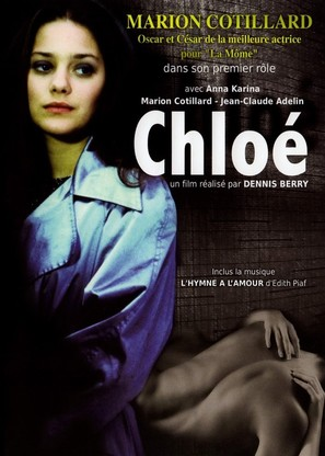 Chloé - French Movie Poster (thumbnail)