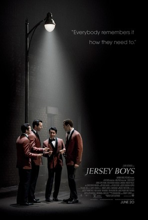 Jersey Boys - Movie Poster (thumbnail)