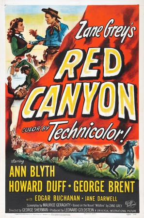 Red Canyon - Movie Poster (thumbnail)
