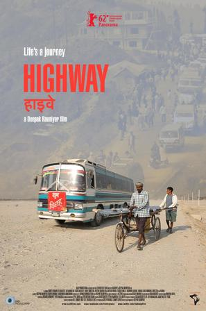 Highway - Movie Poster (thumbnail)