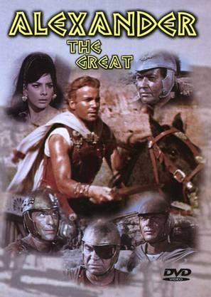 """""""Alexander the Great"""" - Movie Cover (thumbnail)"""