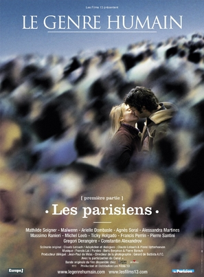 Genre humain - 1ère partie: Les parisiens, Le