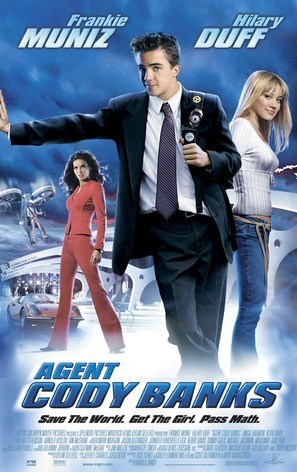 Agent Cody Banks - Movie Poster (thumbnail)