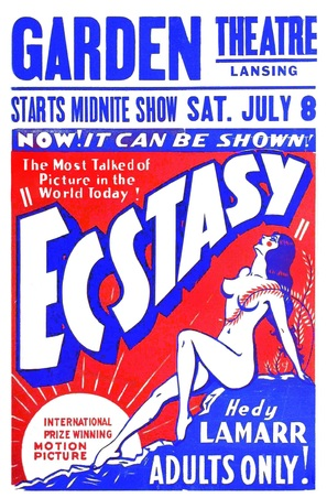 Ekstase - Movie Poster (thumbnail)