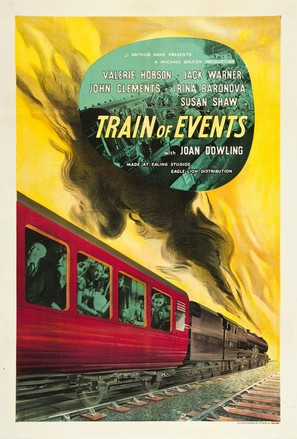 Train of Events - British Movie Poster (thumbnail)