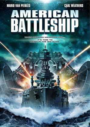 American Warships - DVD cover (thumbnail)