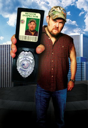 Larry the Cable Guy: Health Inspector - Key art (thumbnail)