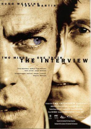 The Interview - Australian Movie Poster (thumbnail)