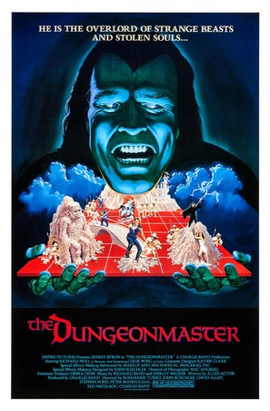 The Dungeonmaster - Movie Poster (thumbnail)