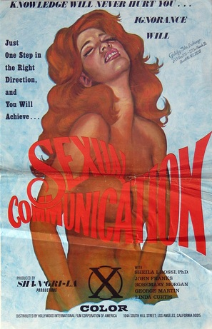 Sexual Communication - Movie Poster (thumbnail)