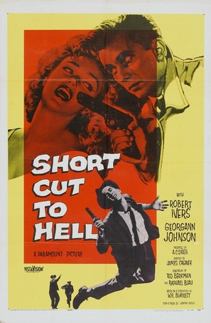 Short Cut to Hell - Movie Poster (thumbnail)