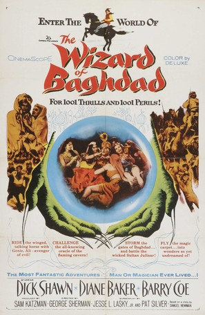 The Wizard of Baghdad - Movie Poster (thumbnail)