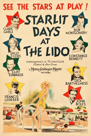 Starlit Days at the Lido