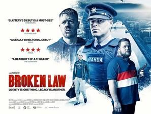 Broken Law - Irish Movie Poster (thumbnail)