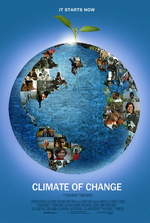 Climate of Change - Movie Poster (thumbnail)