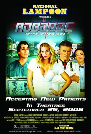 RoboDoc - Movie Poster (thumbnail)