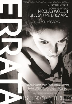 Errata - Argentinian Movie Poster (thumbnail)