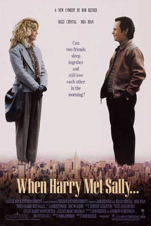 When Harry Met Sally... - Movie Poster (thumbnail)