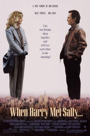 When Harry Met Sally... - Movie Poster (thumbnail)