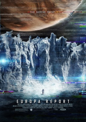 Europa Report - Theatrical poster (thumbnail)