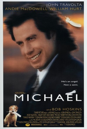 Michael - Movie Poster (thumbnail)