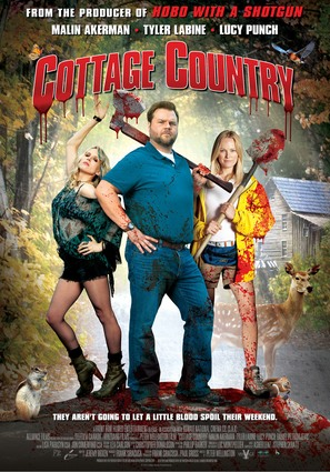 Cottage Country - Movie Poster (thumbnail)
