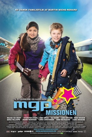 MGP Misionen - Danish Movie Poster (thumbnail)