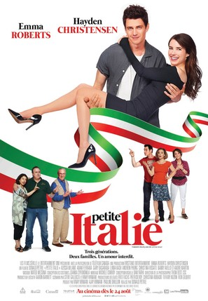 Little Italy - Canadian Movie Poster (thumbnail)