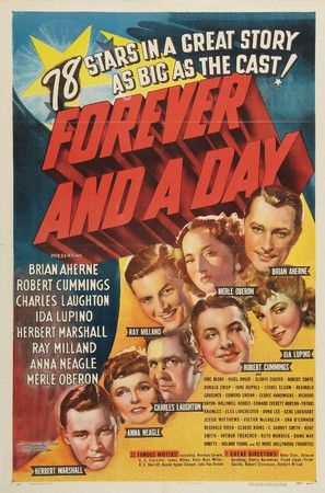 Forever and a Day - Movie Poster (thumbnail)
