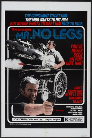 Mr. No Legs - Movie Poster (thumbnail)