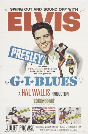 G.I. Blues - Movie Poster (thumbnail)