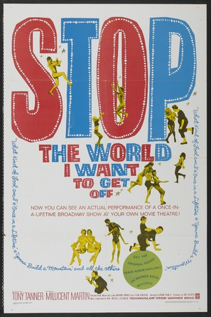 Stop the World: I Want to Get Off - Movie Poster (thumbnail)