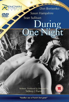 During One Night - British DVD movie cover (thumbnail)