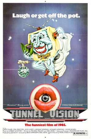 Tunnel Vision - Movie Poster (thumbnail)