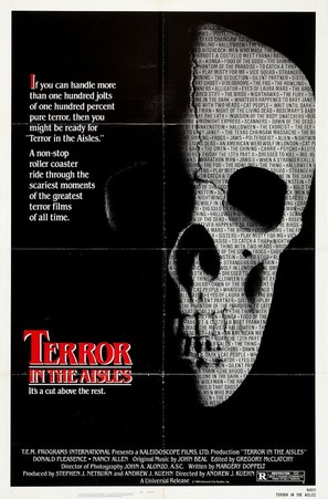 Terror in the Aisles - Movie Poster (thumbnail)