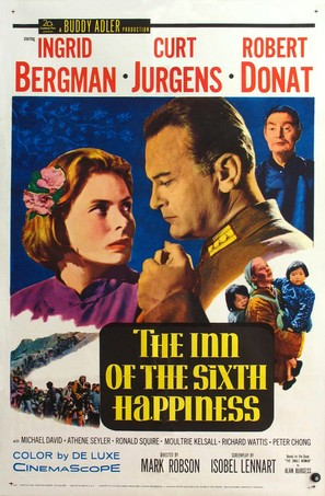 The Inn of the Sixth Happiness - Movie Poster (thumbnail)