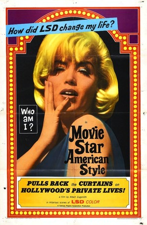 Movie Star, American Style or; LSD, I Hate You - Movie Poster (thumbnail)
