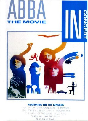 ABBA: The Movie - Movie Poster (thumbnail)