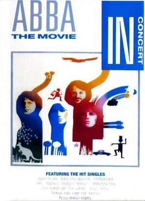 ABBA: The Movie - Movie Poster (thumbnail)