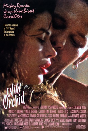 Wild Orchid - Movie Poster (thumbnail)