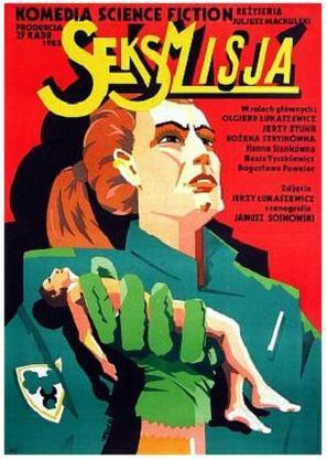 Seksmisja - Polish Movie Poster (thumbnail)