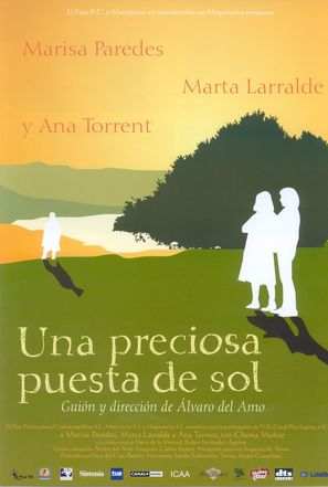 Preciosa puesta de sol, Una - Spanish poster (thumbnail)