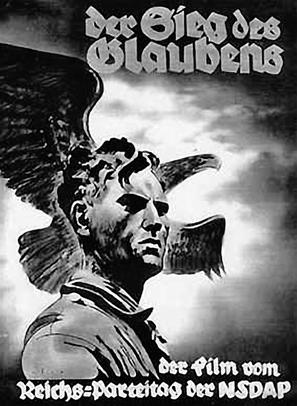 Sieg des Glaubens, Der - German Movie Poster (thumbnail)