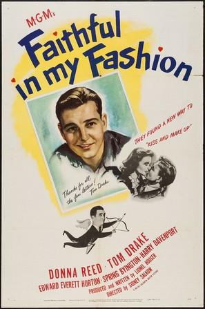 Faithful in My Fashion - Movie Poster (thumbnail)