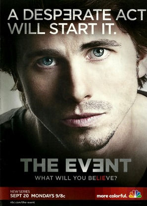 """""""The Event"""" - Movie Poster (thumbnail)"""