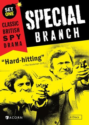 """Special Branch"" - DVD movie cover (thumbnail)"