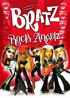 Bratz Rock Angelz - DVD cover (thumbnail)