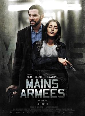 Mains armées - French Movie Poster (thumbnail)