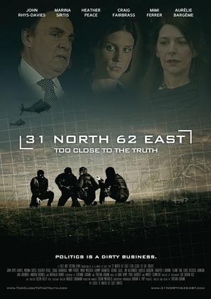 31 North 62 East - Movie Poster (thumbnail)